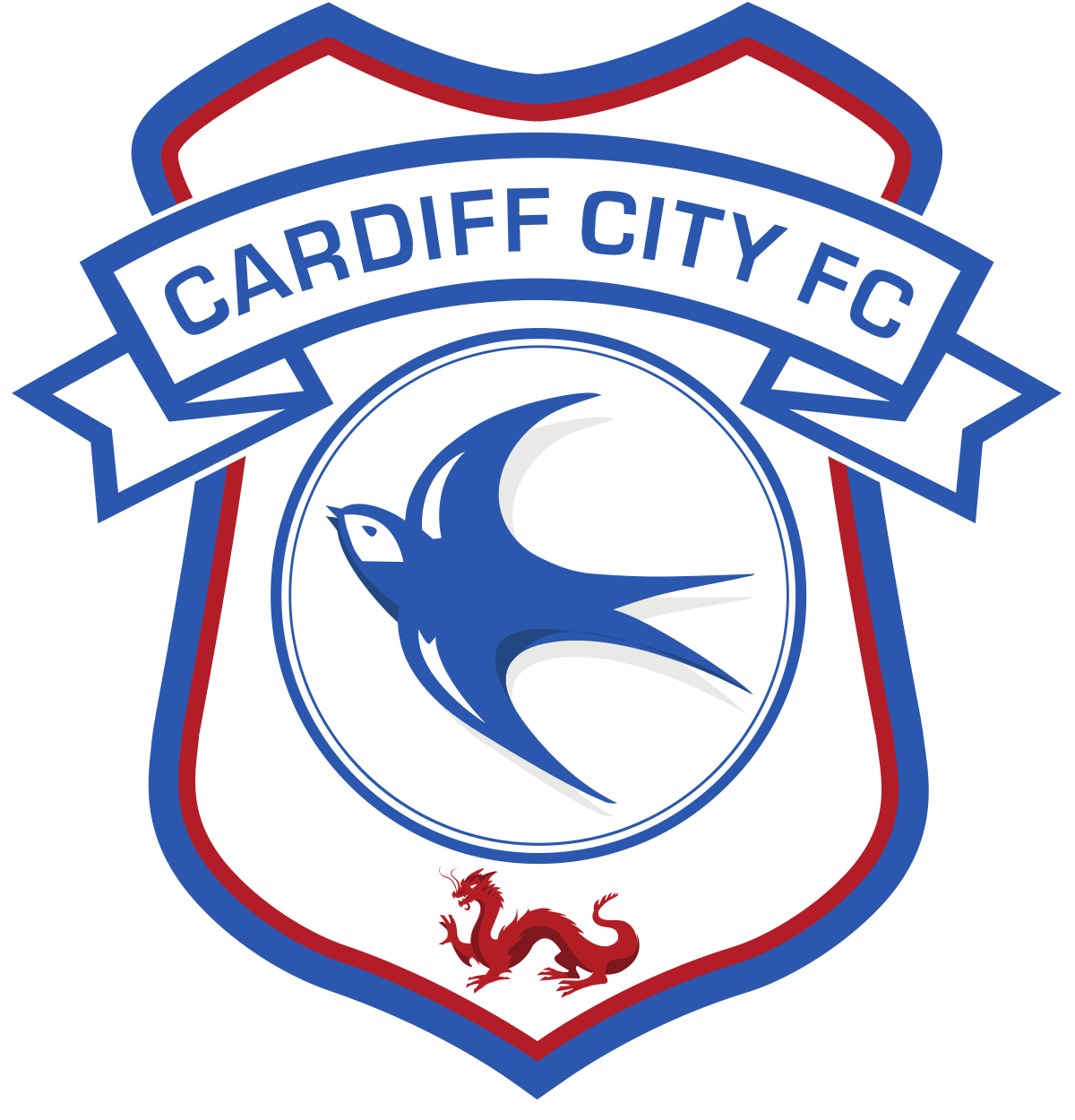 Cardiff City FC Foundation logo