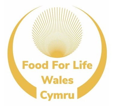 Food For Life Wales logo