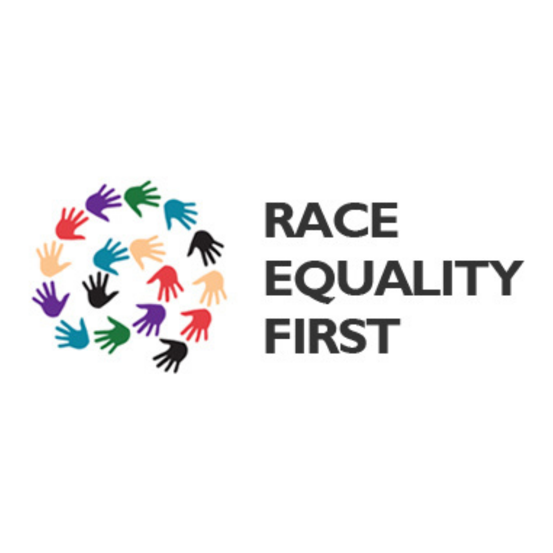 Race Equality First logo