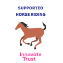 Supported Horse Riding